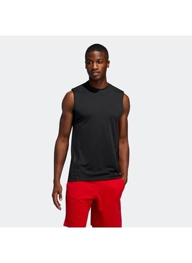 adidas Adidas Erkek T-Shirt Aero 3S Sl Tee Fl4317 Siyah